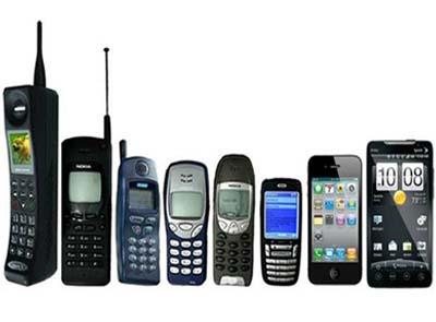 mobil telefonun gelisimi