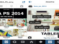 ikea instagram web sitesi