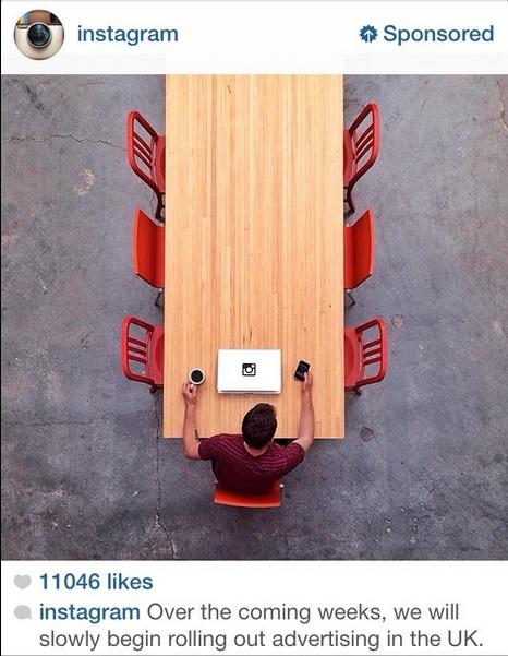 instagram ingiltere reklam göstermeye basliyor2